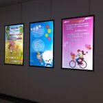Tranh điện giá rẻ chưa từng thấy tại Hà Nội