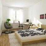 Thảm trải sàn phòng ngủ – Xu hướng thiết kế không gian mới