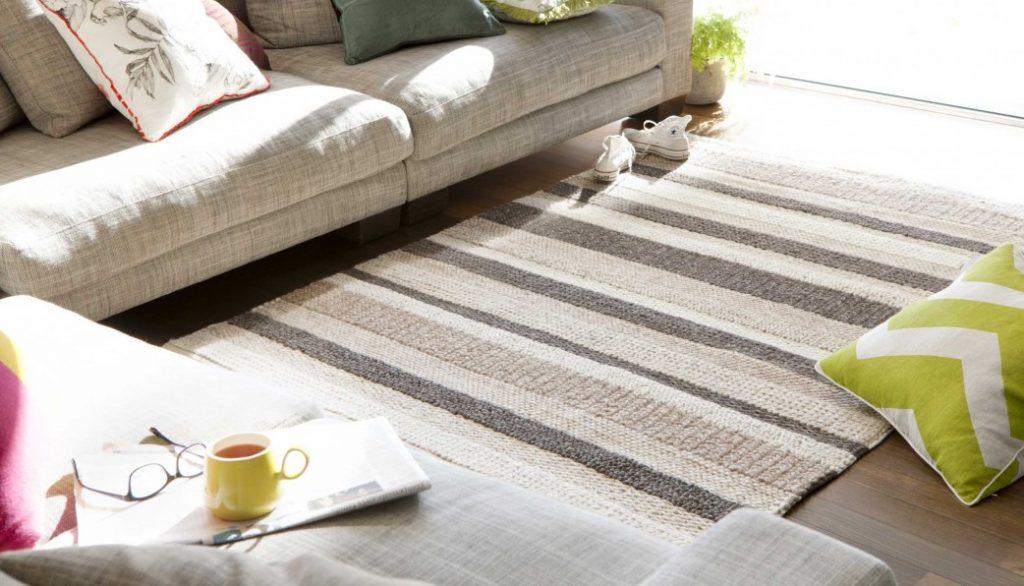 Những mẫu thảm phòng khách hiện đại