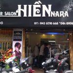 Thu hút khách đến salon chỉ bằng biển quảng cáo tóc